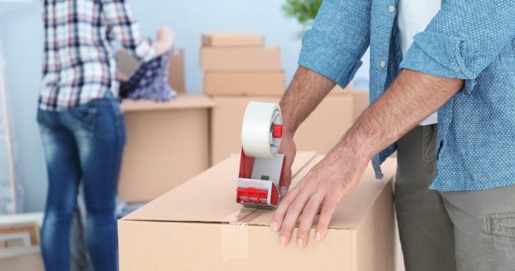 Who will be involved in your house move?