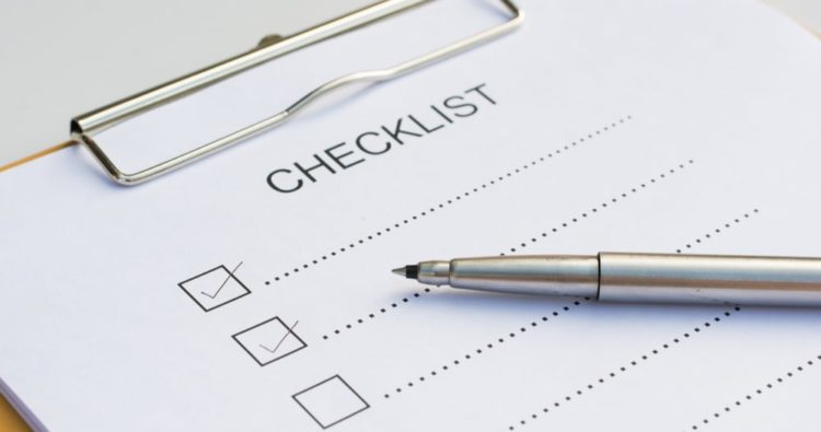 Moving house checklist - Council tax and change of address