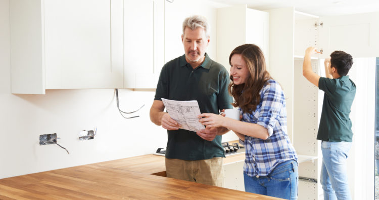 How to design a new-build kitchen