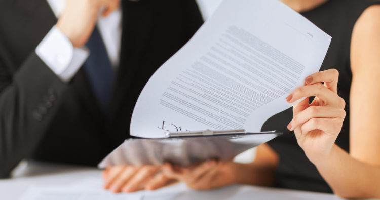 A guide to mortgage underwriting rules