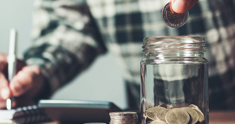 Reach your savings goal with small everyday changes