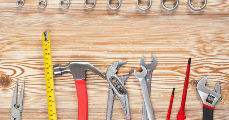 How to master 3 basic DIY jobs