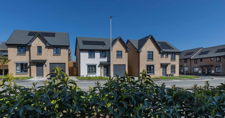 New build homes near you