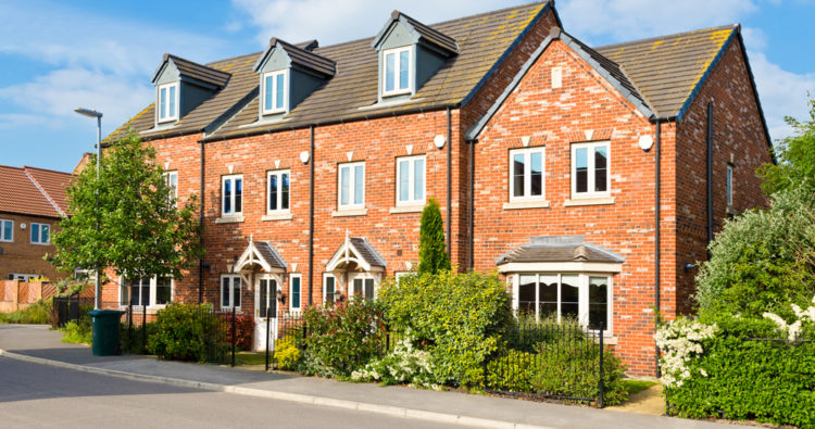 Buying to let a new build home in the North East