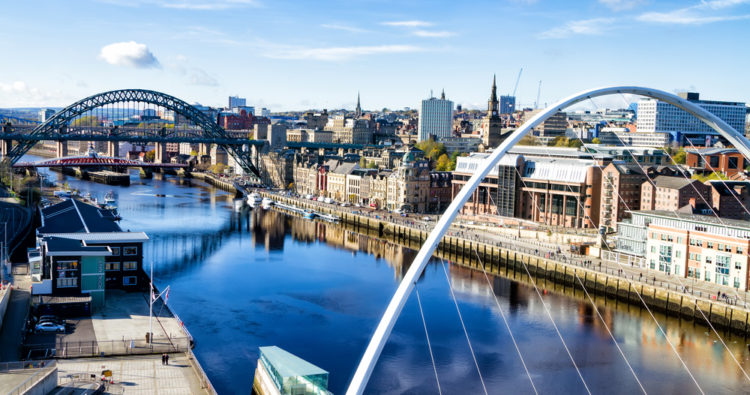 Best places to live in the North East