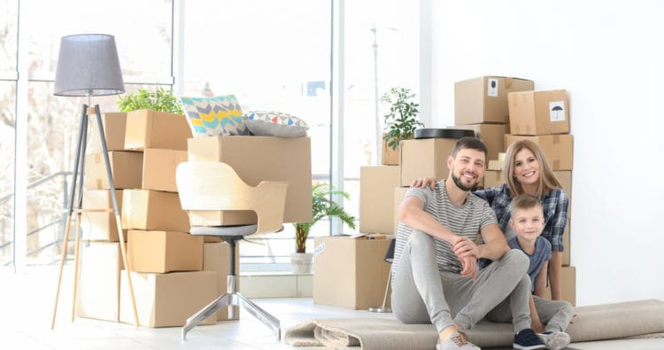How to hit the ground running in your new home