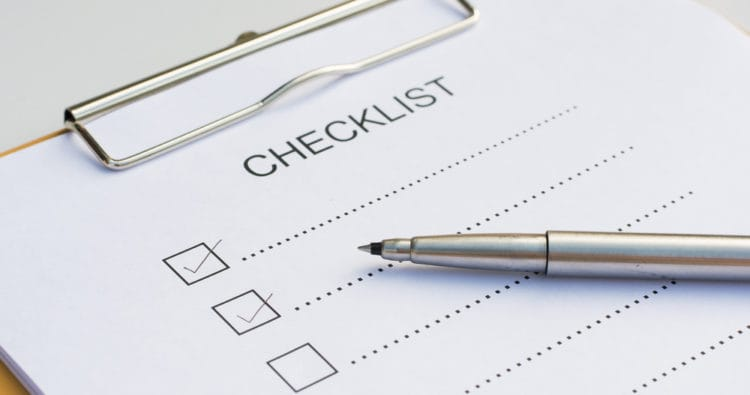 Your Moving Day Checklist