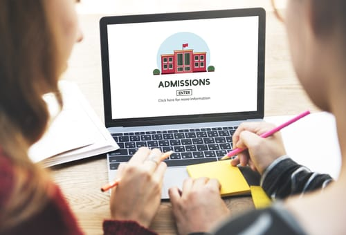 In-term admission policies