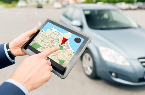 Make use of apps and maps