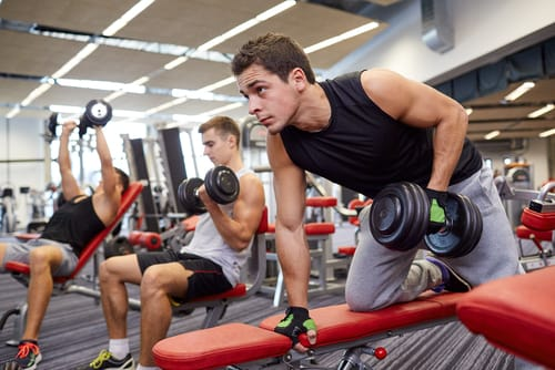 Is health and fitness a priority?