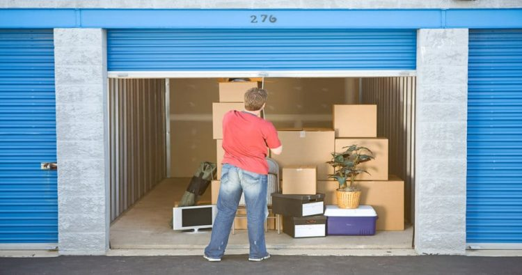 Practical storage solutions when moving between houses