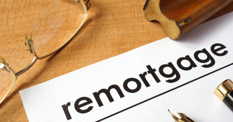 Remortgaging: When it's the right option for you