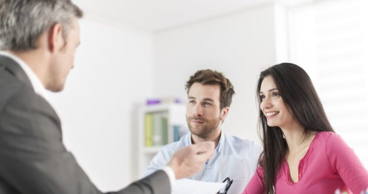 Complete your mortgage application with your adviser
