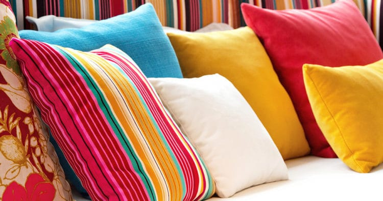 The meaning of interior design colours in your home