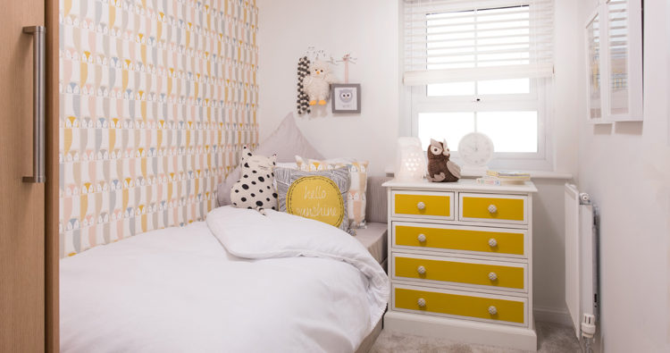 Interior inspiration: Bedroom ideas for children
